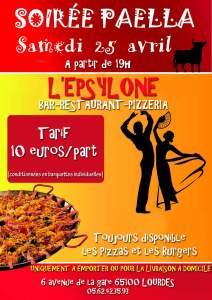 Lourdes : Communiqué du restaurant «L'Epsylone»
