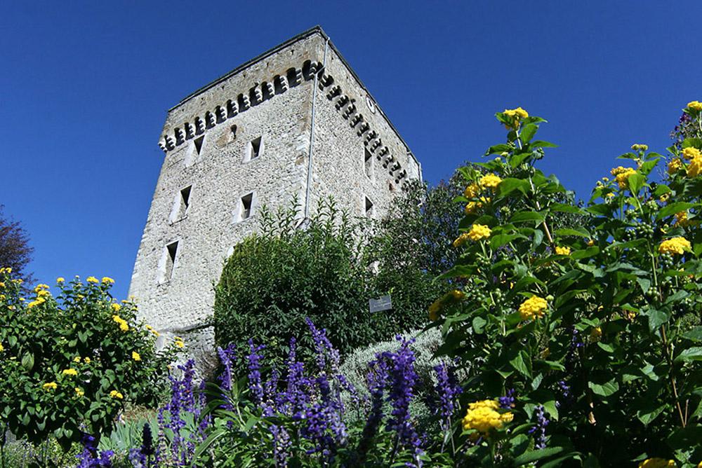 Lourdes : Inspirez-vous, respirez au jardin du Château-fort