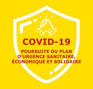 COVID-19 : Poursuite du Plan d'urgence sanitaire, économique et solidaire par la Région Occitanie