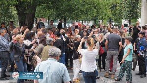 Lourdes : Quelques images de la soirée électorale…..
