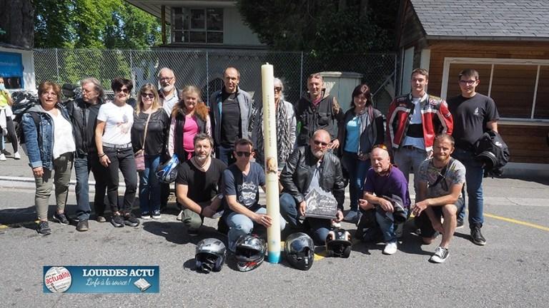 Read more about the article Lourdes : une cérémonie particulièrement émouvante pour le Pèlerinage des motards 2020