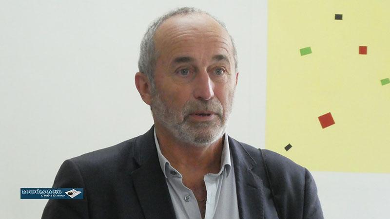 Message d'Alain Garrot aux Lourdais