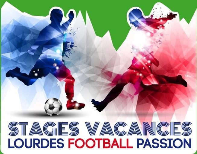 Ne manquez pas les stages «Lourdes Football Passion»