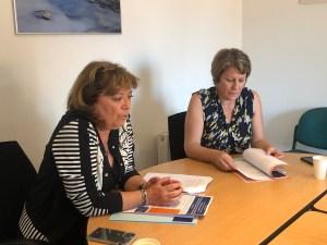 La Loi « relative au droit des victimes au Fonds de garantie…» a été présentée par la Députée Jeanine Dubié