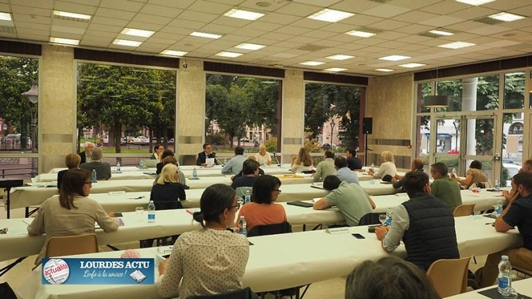 Lourdes : Conseil municipal (suite) Délibération n° 4 Indemnités de fonction des élus et membres du Cabinet