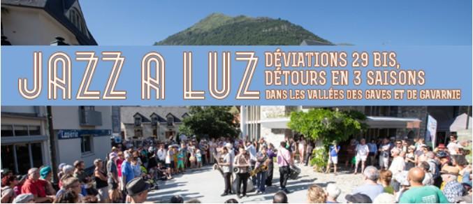 Jazz à Luz : Le mot d'un Président déçu mais pas vaincu !