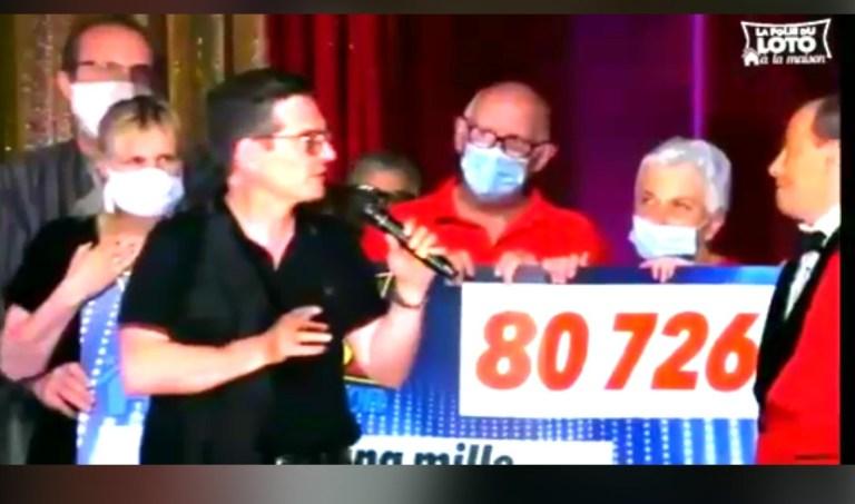 L'association lourdaise «Cov'aid 65» a reçu un chèque suite à un loto solidaire