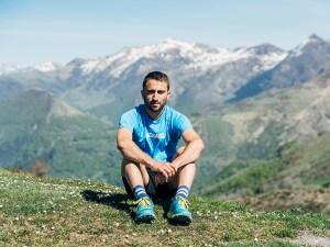 Le haut-pyrénéen Guillaume Beauxis, à la conquête des sommets de 3000m dans la même journée !