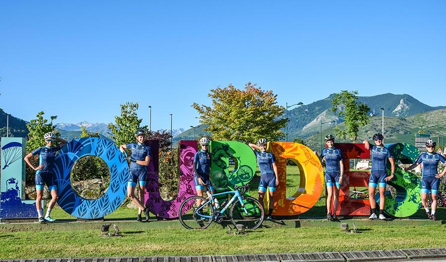Lourdes : Le cyclisme féminin à l'honneur !