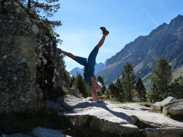 Lourdes : Réveil Yoga dans les jardins du Château-fort le 23 août
