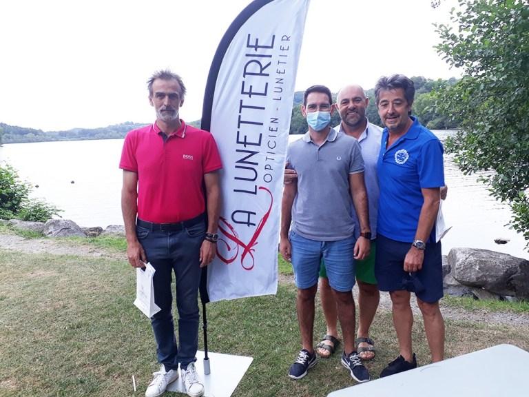 Golf Club de Lourdes : « Coupe LA LUNETTERIE et L'EMBARCADÈRE ».