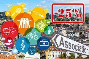 Thierry Lavit : Pourquoi -25 % de baisse de dotation aux associations ?