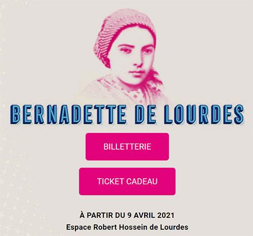 Le retour de la comédie musicale Bernadette à Lourdes ?