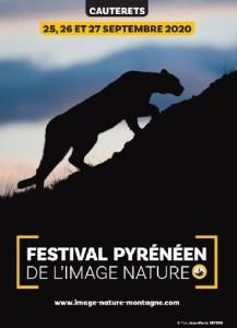 Festival pyrénéen de l'image de nature à Cauteret les 25/27 septembre