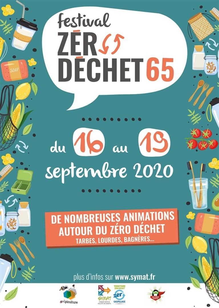 Hautes-Pyrénées : Festival Zéro Déchet du 16 au 19 septembre