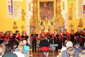 Lourdes : C'est la reprise au chœur de femmes «Pyrénéa»