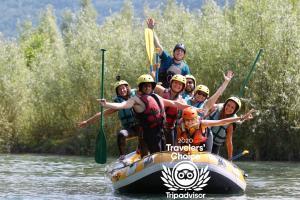 Villelongue : Tom Rafting gagne le prix Tripadvisor Travellers' Choice Award 2020 dans la catégorie « activités »