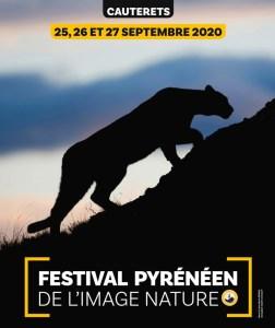 6ème édition du Festival pyrénéen de l'image nature à Cauterets du 25 au 27 septembre