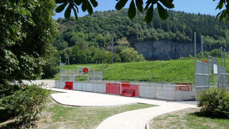 Lourdes : le City stade de l'You plaît aux ados !
