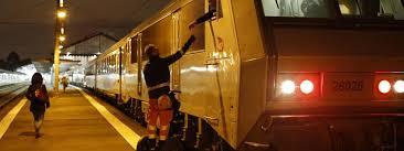 Read more about the article Le train de nuit Hendaye-Tarbes-Paris sera à nouveau sur rail d'ici 2022…