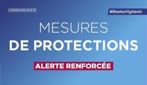 Covid 19 : Les mesures en vigueur à partir de ce lundi 28 septembre établies par la Préfecture