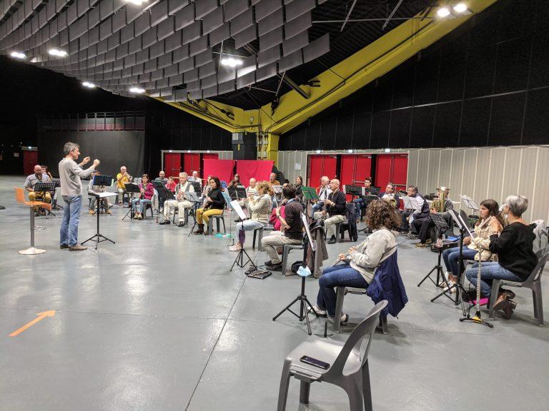 Read more about the article Création officielle de l'Alliance Musicale de Lourdes