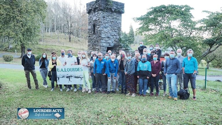 Lourdes : Assemblée Générale de l'UAL, un «grand président» se retire