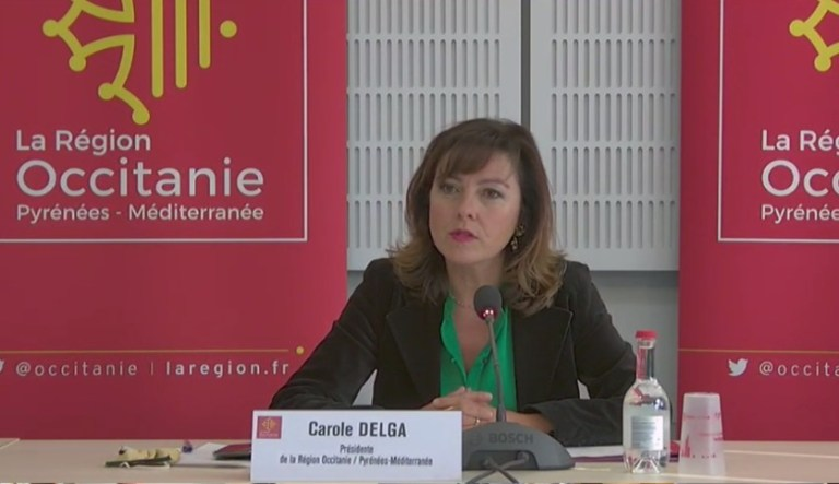 Read more about the article Assemblée plénière : Carole Delga : « La Région agit face à l'urgence et pour construire l'avenir »