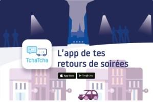 Aidez-nous à sauver des vies grâce à l'application TCHATCHA prévue pour les retours de soirées