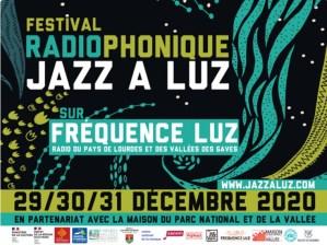 J – 2 avant le lancement du 1er festival radiophonique Jazz à Luz !