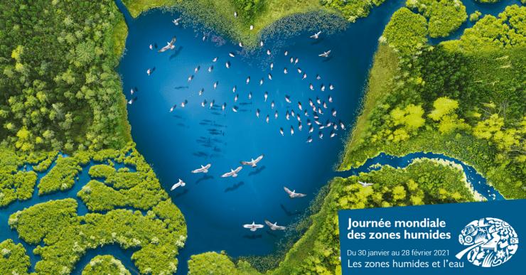 Read more about the article Lourdes s'est associée aux Journées mondiales des Zones Humides durant tout le mois de février
