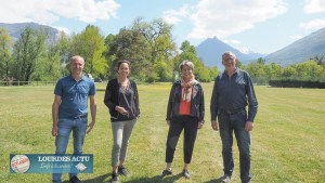 Read more about the article Elections départementales Vallée des gaves : Maryse CARRERE et Louis ARMARY candidats