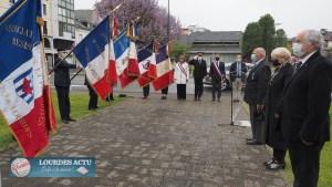 Lourdes : Journée nationale du souvenir des victimes et des héros de la déportation