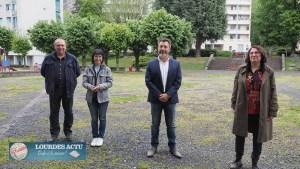 Read more about the article Elections départementales Canton de LOURDES 2 : Stéphane PEYRAS et Marie PLANE ont officialisé leur candidature