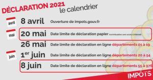 Read more about the article Lourdes : Permanence d'aide à la Déclaration de revenus