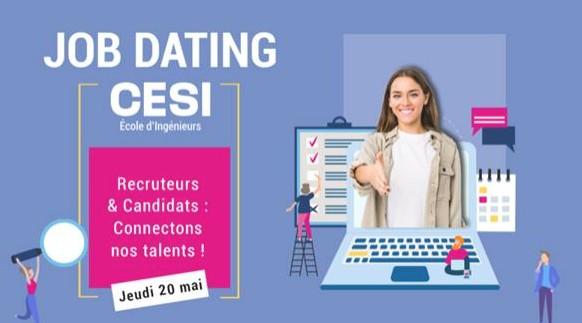 Read more about the article Pau : l'Ecole d'Ingénieurs (CESI) organise son Job Dating Apprentissage le 20 mai