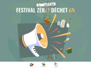 Participez à la 2ème édition du FESTIVAL ZÉRO DÉCHET 65 !