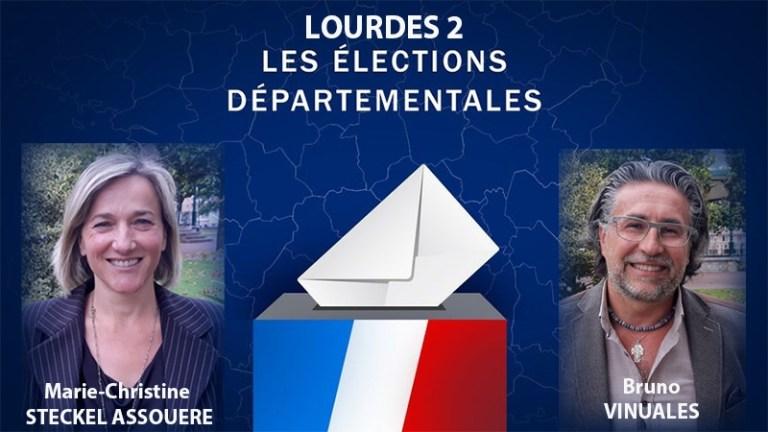 Élections départementales canton de Lourdes 2 : Marie-Christine STECKEL ASSOUERE et Bruno VINUALES sur les rangs ?