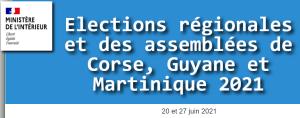 Read more about the article Résultats des Elections régionales 2021 sur l'ensemble du territoire national