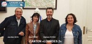 Read more about the article Lourdes 2 : Réaction «à chaud» du binôme Stéphane Peyras – Marie Plane