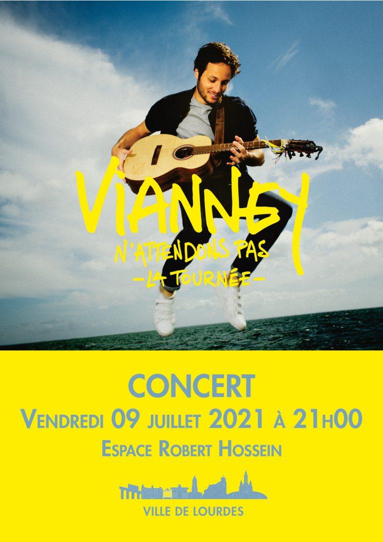 Read more about the article Lourdes : Billetterie pour le Concert de Vianney