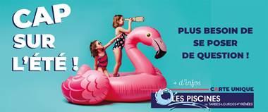 Read more about the article «Cap sur l'été» avec la communauté d'agglomération Tarbes-Lourdes-Pyrénées
