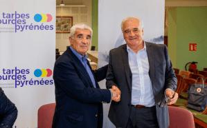 Read more about the article Communauté d'Agglo Tarbes Lourdes Pyrénées : Signature convention avec la SMNEP
