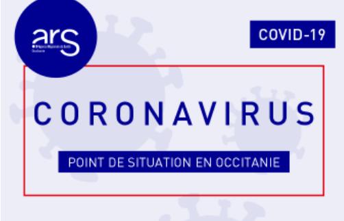 Read more about the article COVID-19 : dernier point de situation en Occitanie