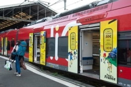 Read more about the article Région Occitanie : une offre liO Train pour assister au Tour de France