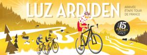 Vivre le Tour entre Luz Saint-Sauveur et Luz Ardiden