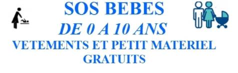 Read more about the article Lourdes : l'Association SOS BÉBÉS réouvre ses portes