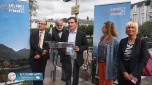 Read more about the article Lourdes : à partir du 1er octobre le pont Peyramale sera réouvert aux véhicules de plus de 3t5