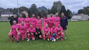 Read more about the article L'équipe de la section sport adapté senior du FCL XI a participé à son premier tournoi depuis plus d'un an et demi