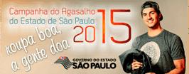 logo campanha do agasalho 2015 - Lourenço Alimentos